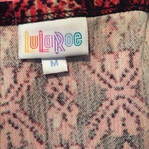 LuLaRoe Dresses - LulaRoe Graphic Print Dress M